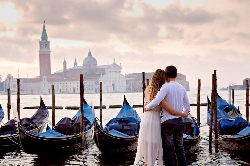 Venice wedding - Selen Photography