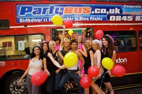 hen and stag nights party bus 20200123045348112