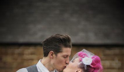 Retro Focus Wedding Photography