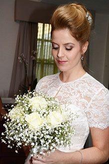 Beauty, Hair & Make Up Naomi Benjamin Bridal Hair and Make Up 5