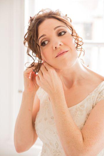 Beauty, Hair & Make Up Naomi Benjamin Bridal Hair and Make Up 55
