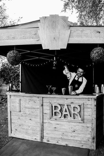 Mobile Bar Services Liquor & Lime Cocktail Bar 7