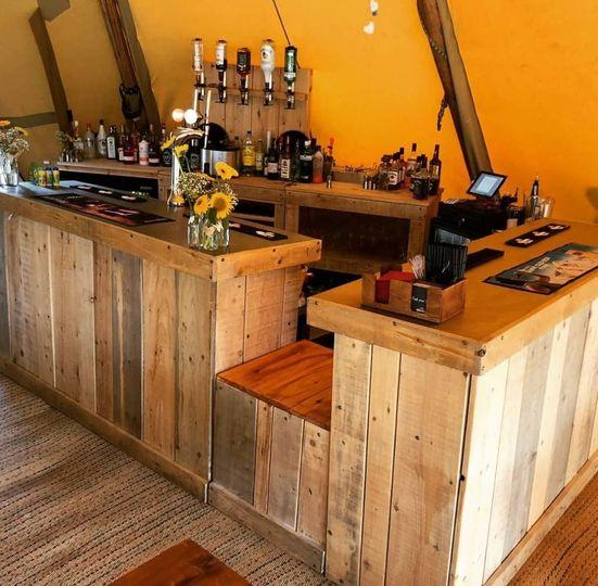 Mobile Bar Services ELM Vintage Bar Hire 9
