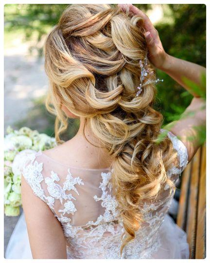 Beauty, Hair & Make Up Bridezilla 38