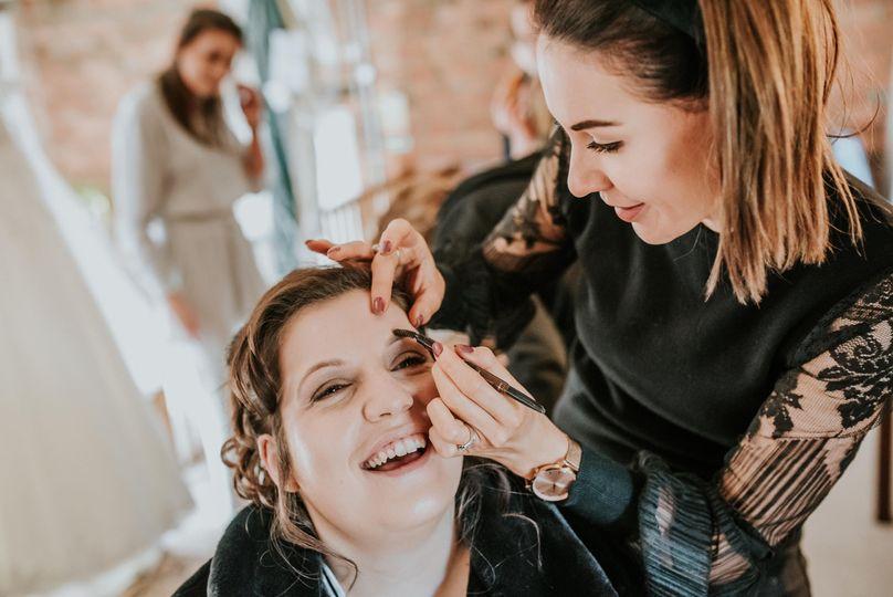 Beauty, Hair & Make Up Bridezilla 40