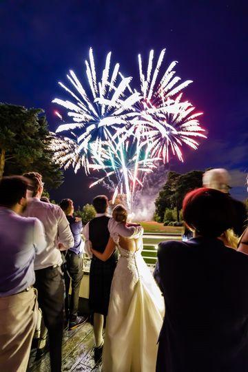 Foxhills Club & Resort Fireworks