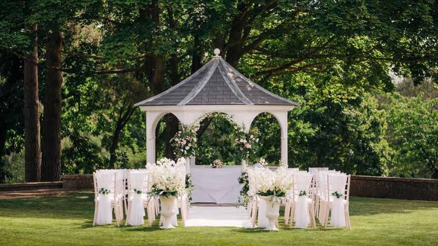 Foxhills Club & Resort Outdoor Ceremonies