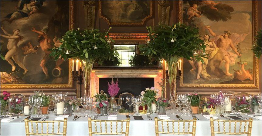 Hampton Court Palace event