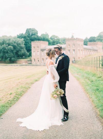 Wedding at Ugbrooke House