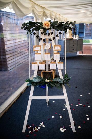 Decorative Hire Bespoke Bonnie Weddings 16