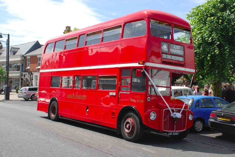 Route Master Bus