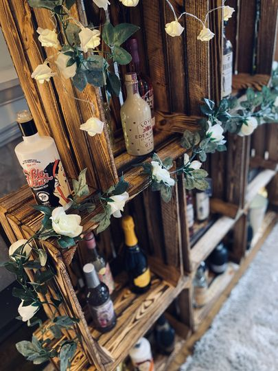 Mobile Bar Services Adams & Rose Purveyors of Fine Gin & Rum 22