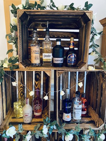 Mobile Bar Services Adams & Rose Purveyors of Fine Gin & Rum 24