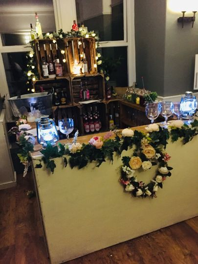 Mobile Bar Services Adams & Rose Purveyors of Fine Gin & Rum 26