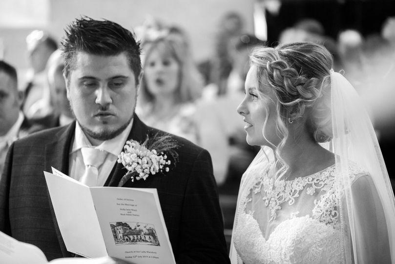 Church weddings xx