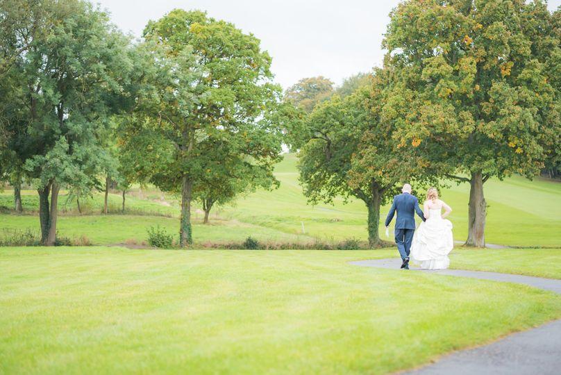Horton Heath Golf Club Wedding