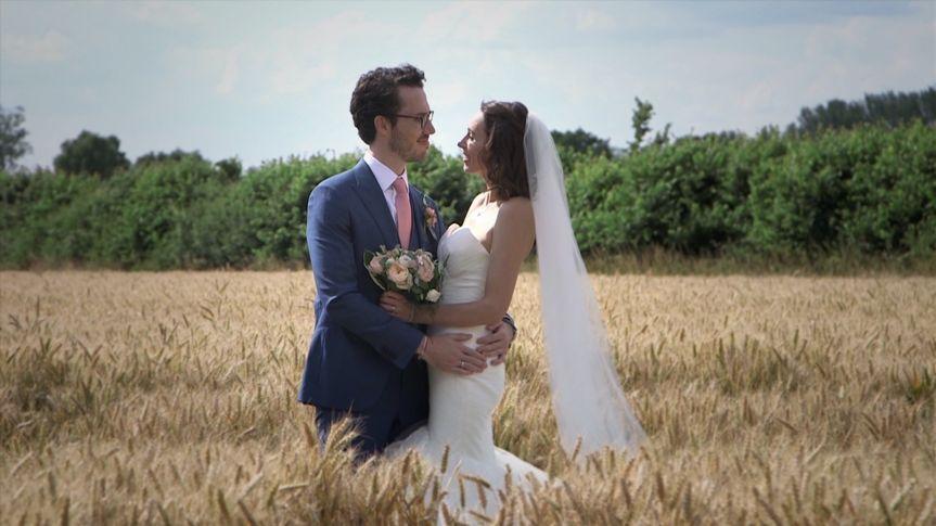 Beautiful wedding fil,