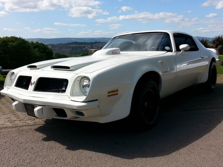 Pontiac firebird 455