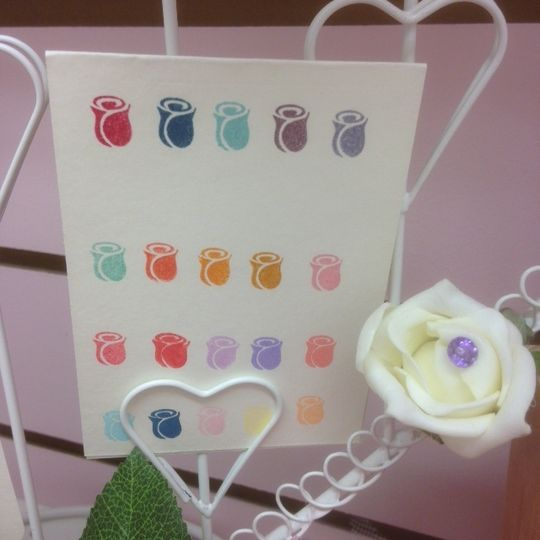 Rose Colours