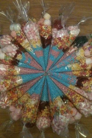 Sweet Cones Children's Favours