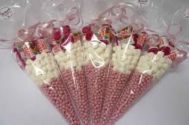 Sweety cone favours