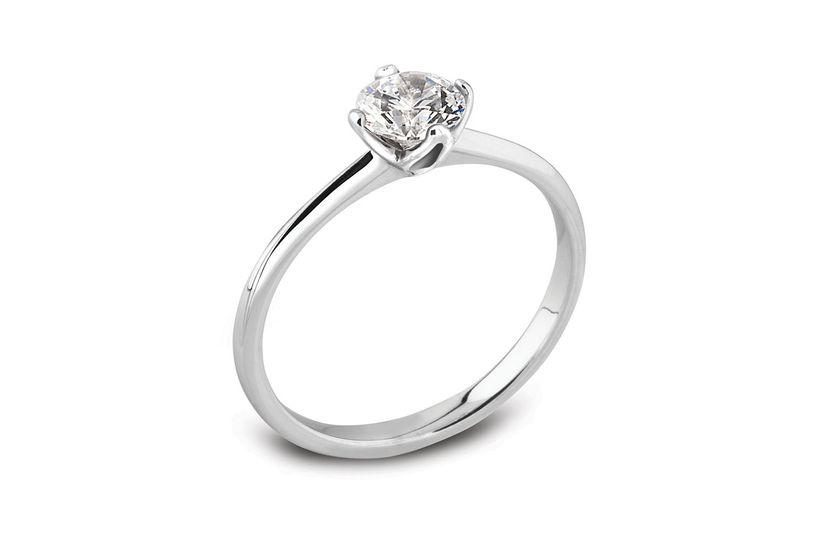 Béo Lotus Diamond Ring