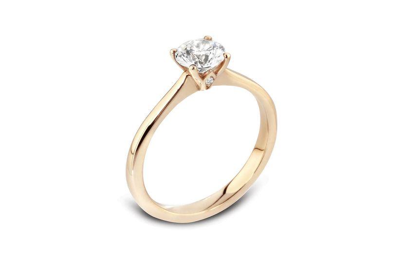 Béo Diamond Ring