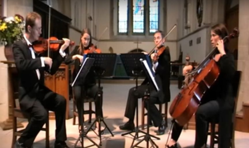 Music and DJs Manor House String Quartet 11