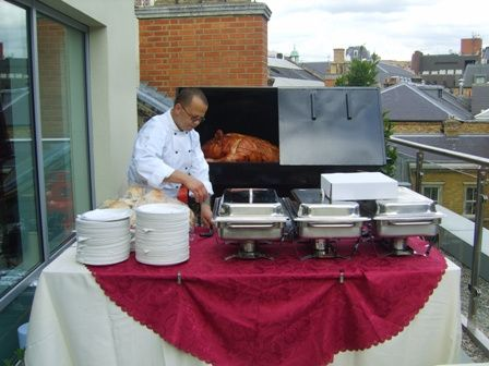 Hog Roasts and BBQ's