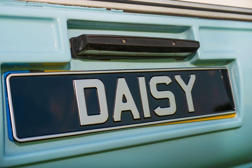 Daisy caravan
