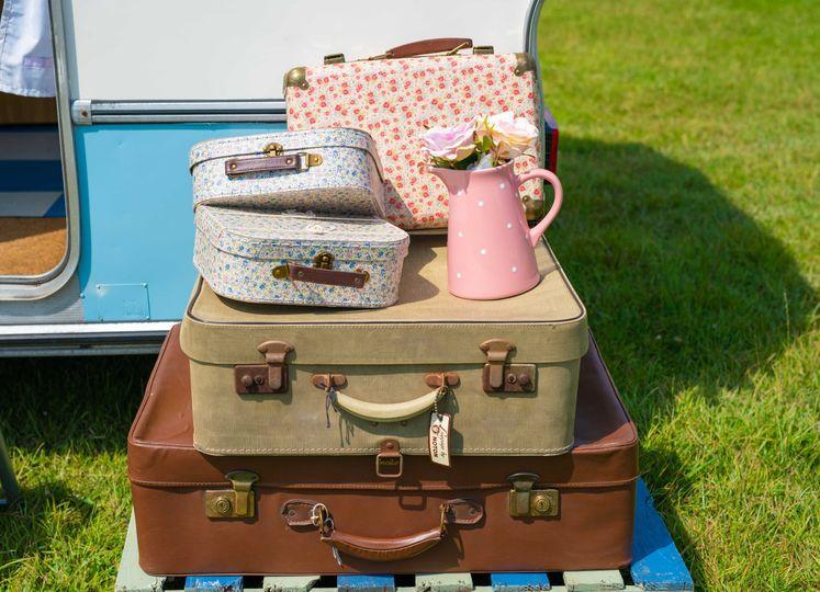 Daisy Vintage Caravan Photo Booth