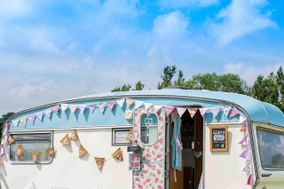 Daisy Vintage Caravan Photo Booth
