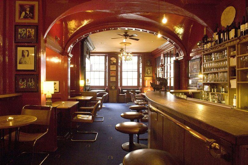 The Ground Floor Bar