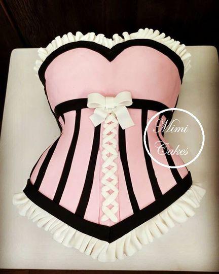 Hen's party amazing cake