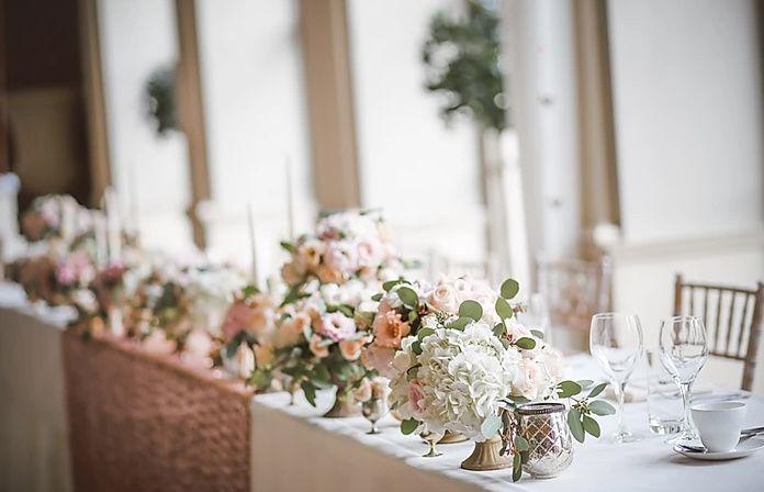 Florals details