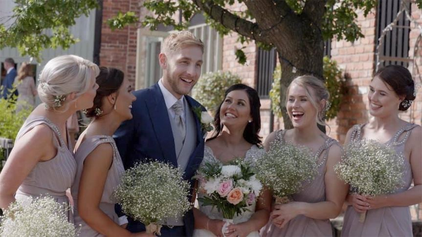Videographers Capture and Cut Weddings 15