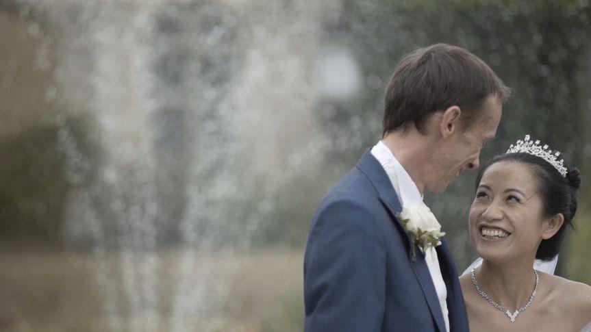 Ashridge house wedding