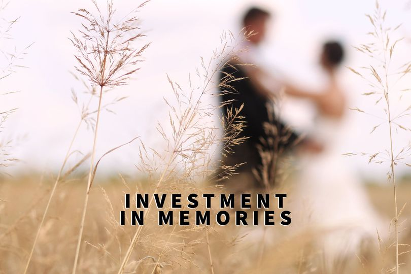 Wedding film - an investment in memories