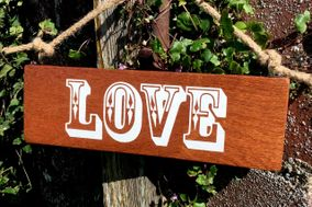 Sentiment Signs - Wedding Signs