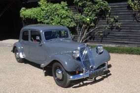 French-a-Traction wedding car hire