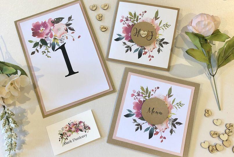 Stationery Cards by Samantha 2