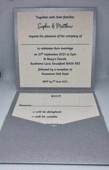Stationery Cards by Samantha 34