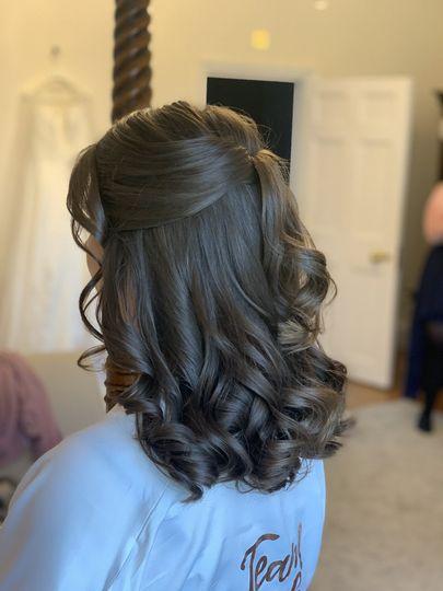 Beauty, Hair & Make Up Bridal by Becky  29