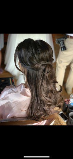 Beauty, Hair & Make Up Bridal by Becky  30