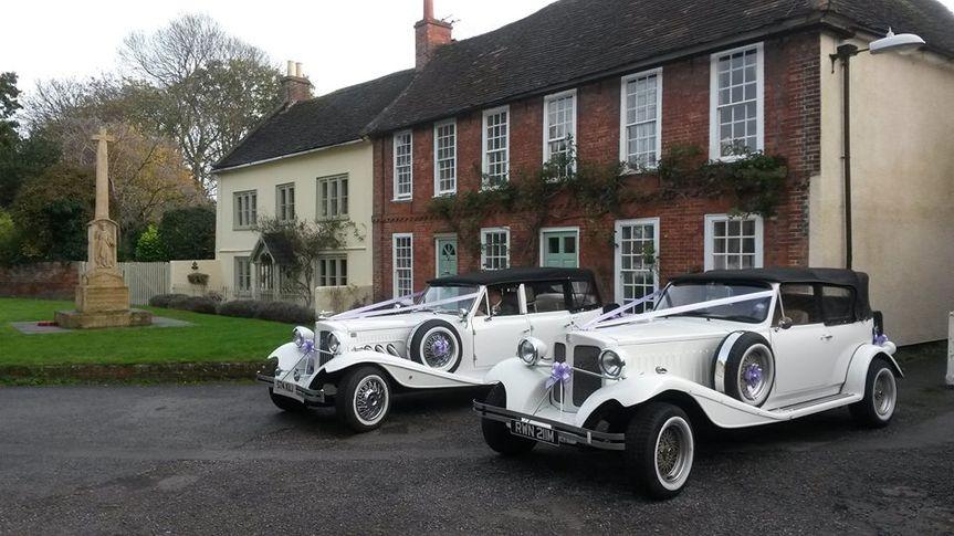 Beauford Wedding Cars Bristol