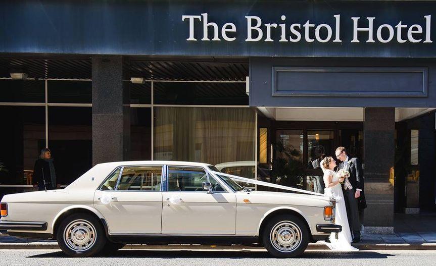 Rolls Royce Wedding Transport