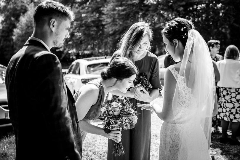 April wedding 2021