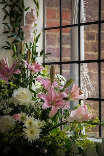 Village Wedding Flowers