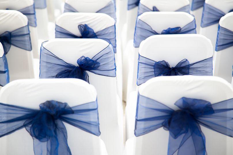 Royal Blue Sashes