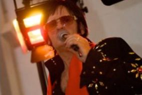 Chris Hawkins - Elvis Tribute Act